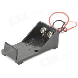 9V Battery Holder Open Type