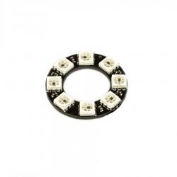 NeoPixel Ring - 8 x WS2812 5050 RGB LED