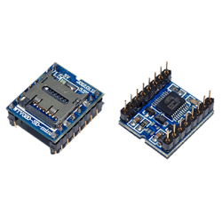 Arduino WTV020 SD Audio Voice Sound