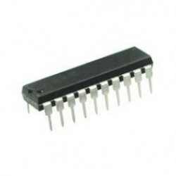 AT89C4051 20-Pin 24MHz 4kb 8-bit