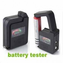 BT860 UNIVERSAL BATTERY VOLT TESTER