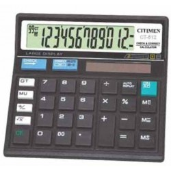 Electronic Calculator Citizen CT-512