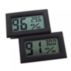 DIGITAL TEMPERATURE HUMIDITY METER