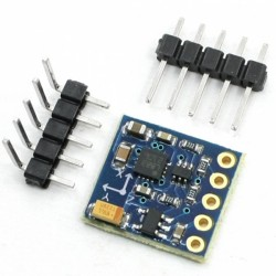 GY271 Three-axis magnetic field module