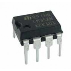 LM358N Is Op Amp IC