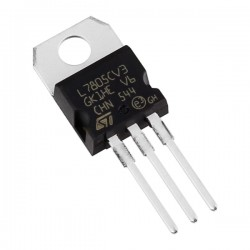 LM7805 5 Volt Regulator IC