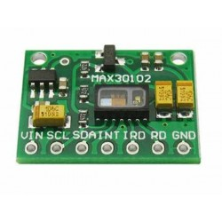 MAX30102 Heart Rate Sensor Module
