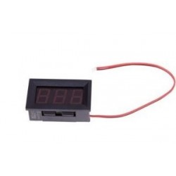 Volt Meter AC 70-500V (RED)