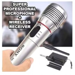 SONY Wireless Dynamic Microphone