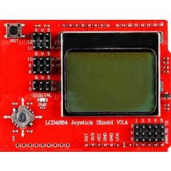 Nokia LCD4884 display shield V3.A