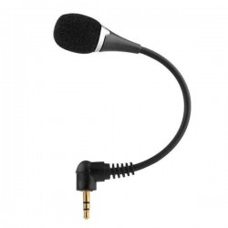 Dedicated Twisted Rod Microphone
