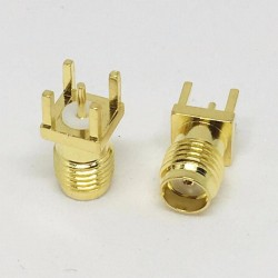 PCB Mount SMA Female Plug