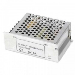Power Supply DC5V 6A