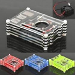Raspberry Pi box With Fan