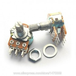 100k 6Pin Variable Resistor
