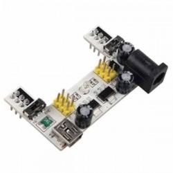 Breadboard Power Supply For Arduino