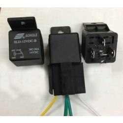 Relay SLD-12VDC 5PIN  30A