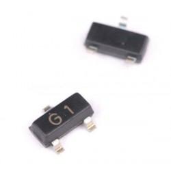 2N5551 NPN Transistor SOT-23 SMD