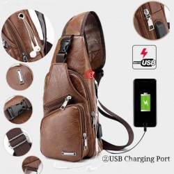 Crossbody Fashion Backpack