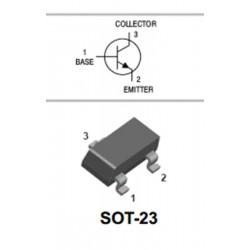 2SA1815 NPN Transistor SOT-23 SMD