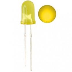 LED Yellow - 5mm