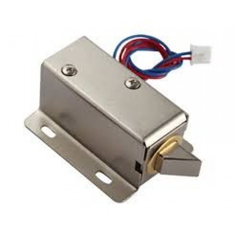 Electric Door Lock Dc 12v Big Switch Key Pad