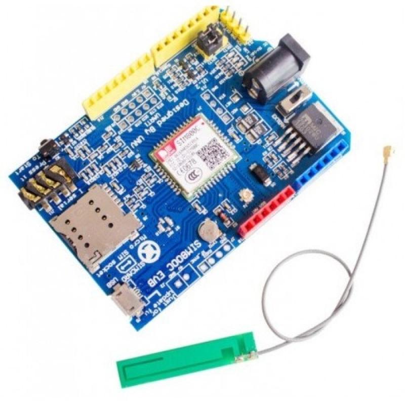 SIM800C GPRS GSM ARDUINO SHIELD